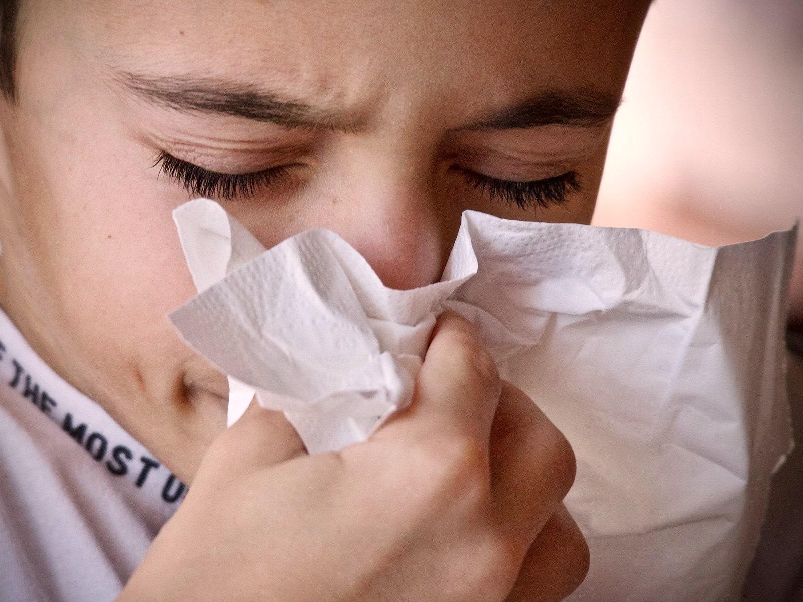 как уменьшить приступы аллергии
