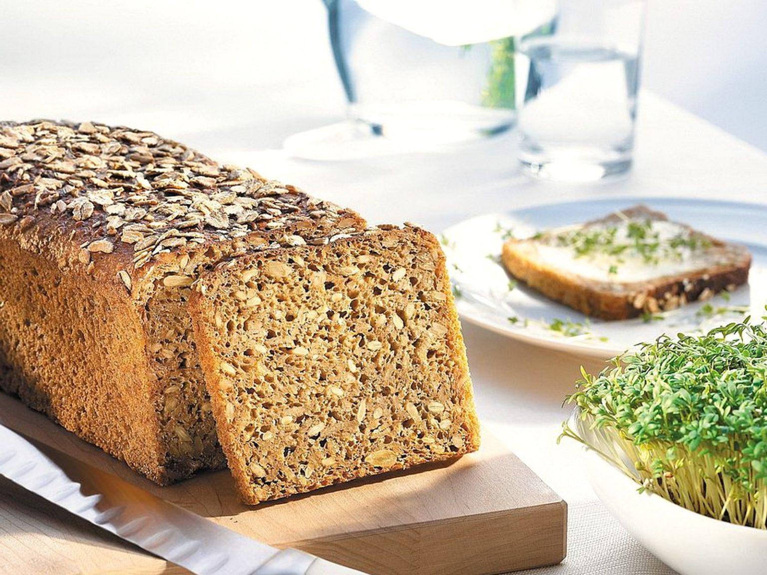 цельнозерновой хлеб ускоряет метаболизм