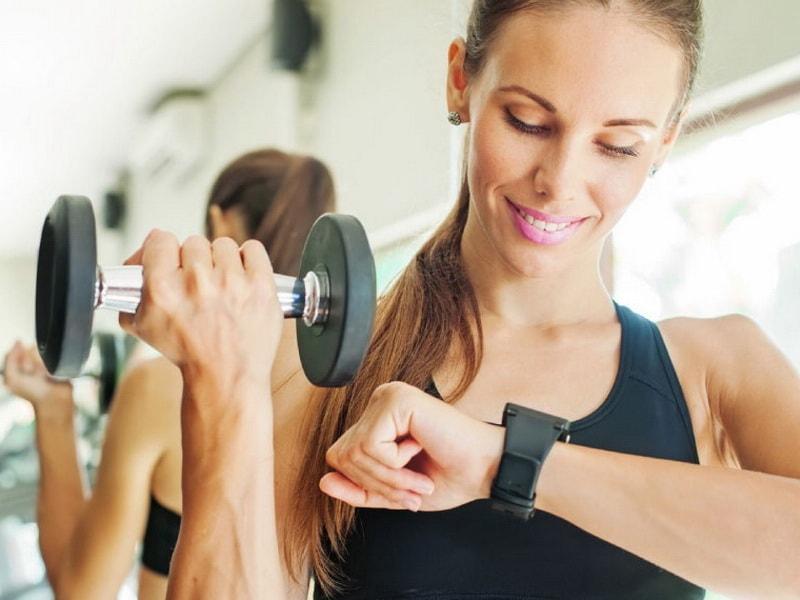 время для наращивания мышечной массы