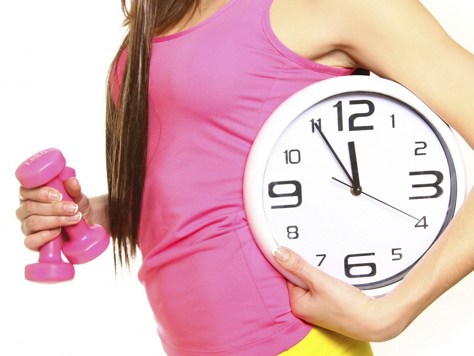 как подобрать время тренировок