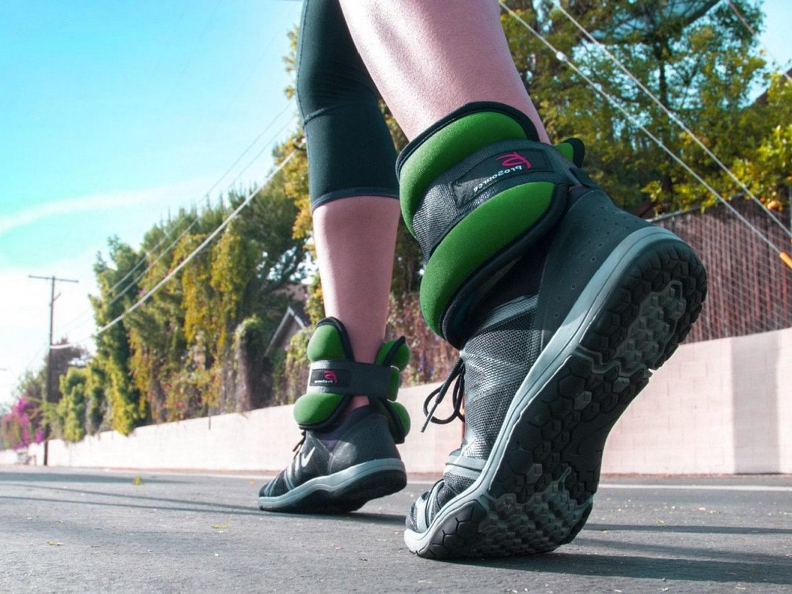 грузы на ноги