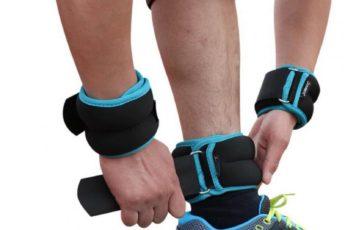Как улучшить фигуру без тренировок? Попробуйте грузы на лодыжки и запястья
