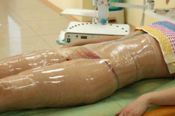 Косметическое обертывание тела: разновидности, противопоказания