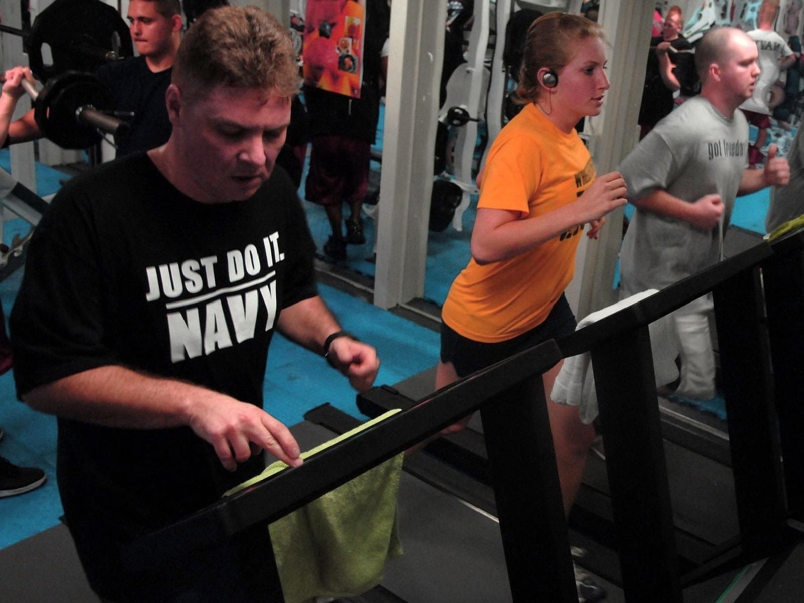 самодисциплина в тренировках