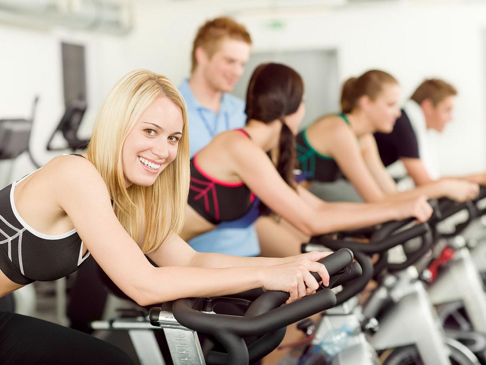 Спиннинг - программа тренировок на велотренажере
