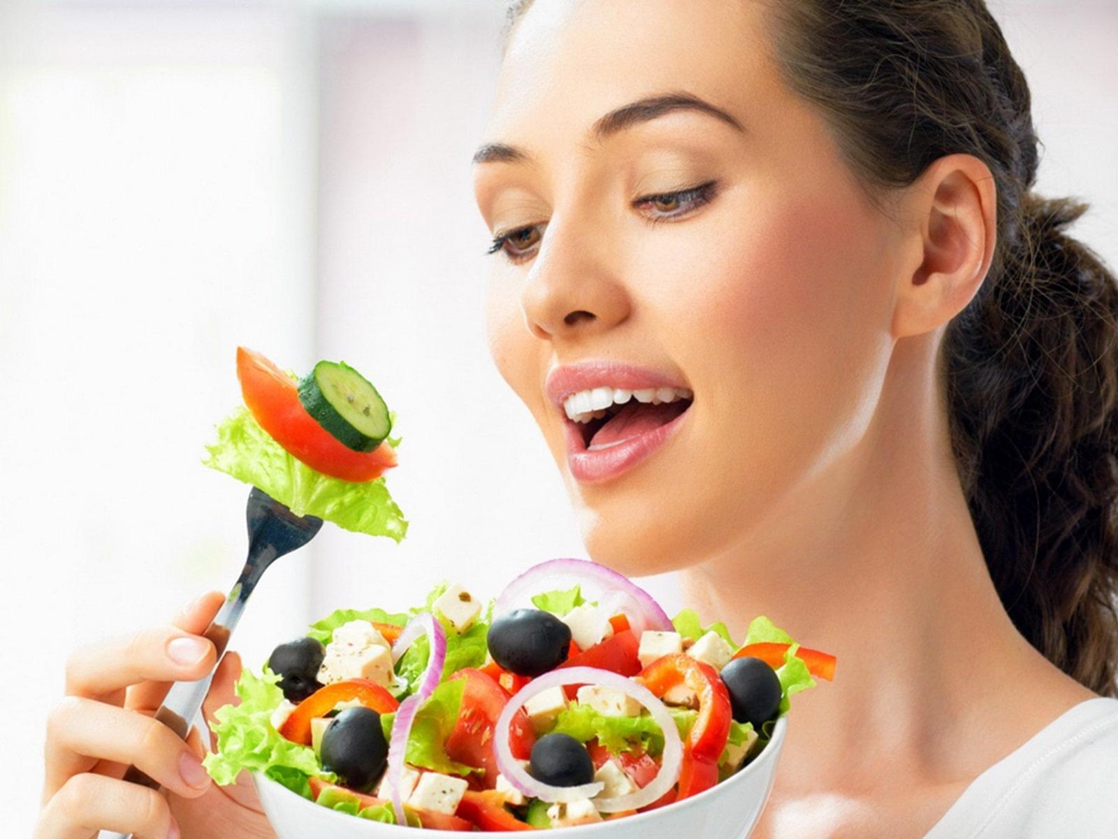 диета и правильное питание разница