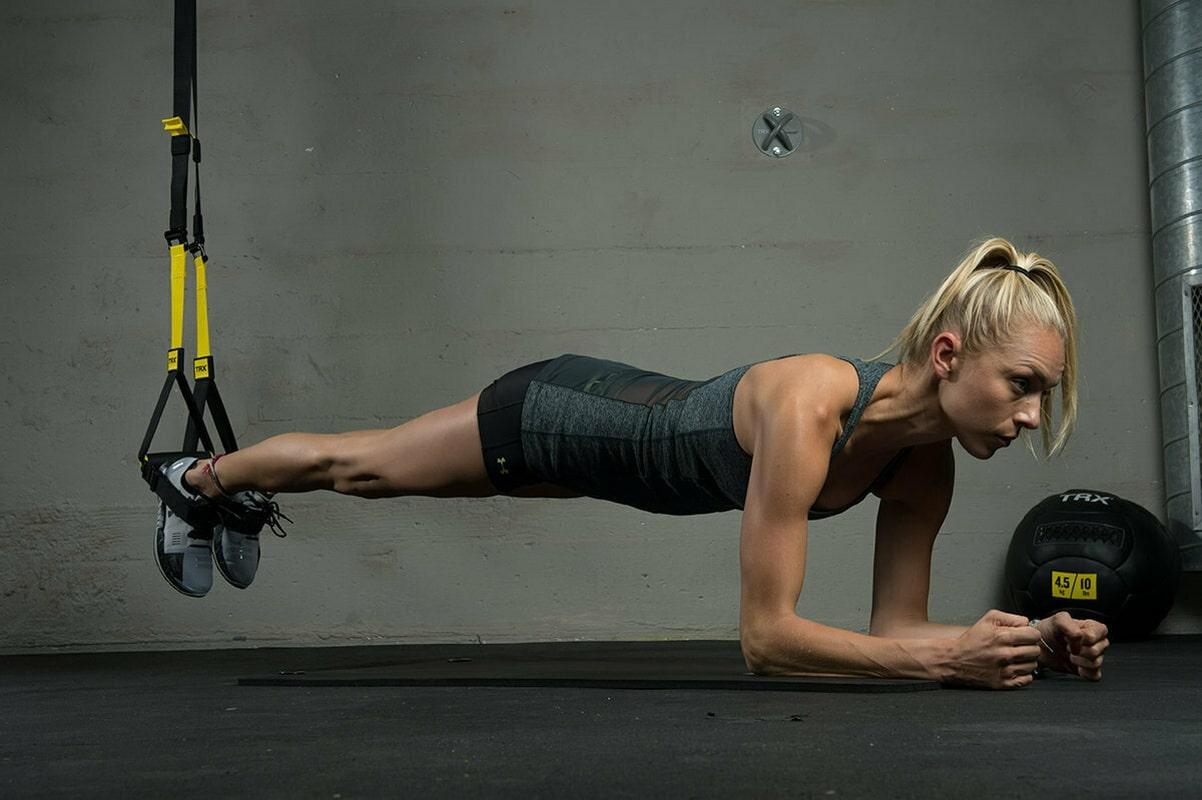 trx тренировка для похудения