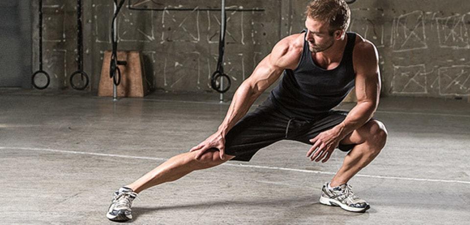 растяжка мышц до и после тренировки