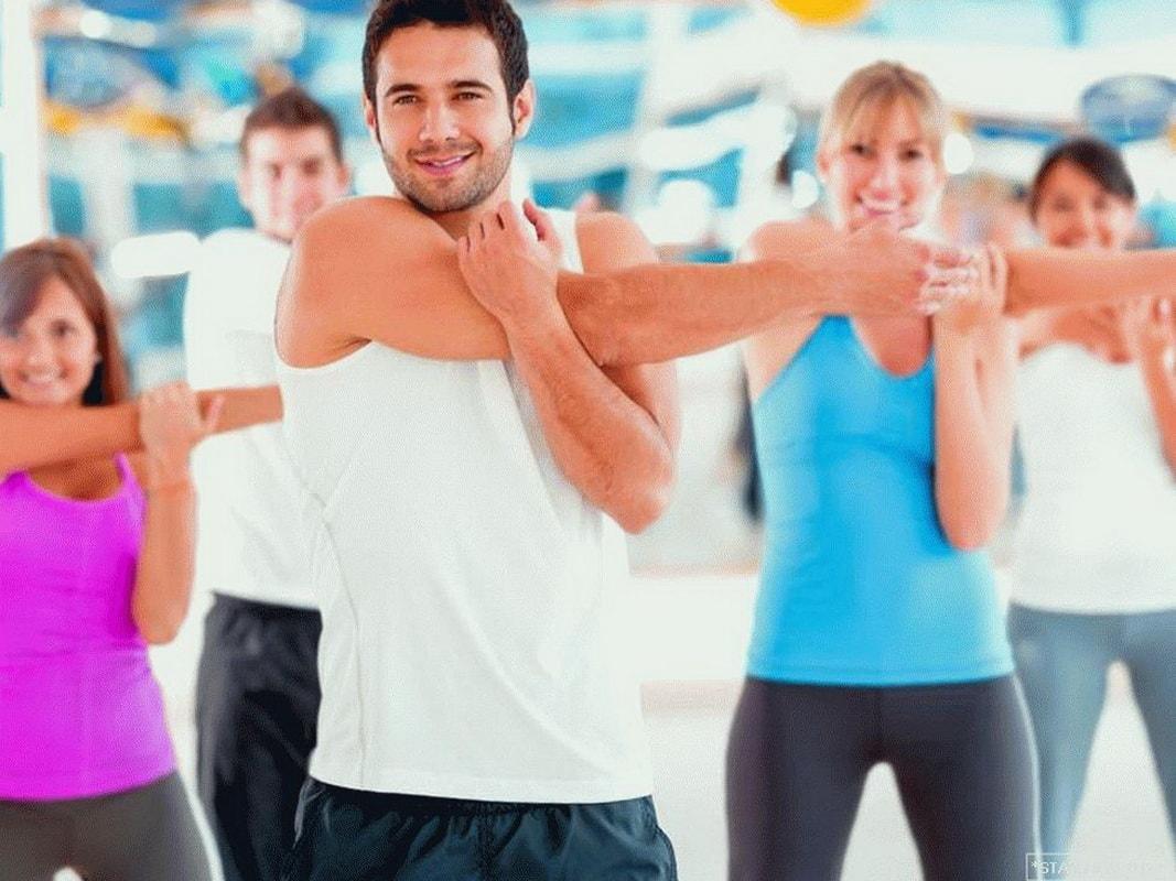 суставная разминка перед тренировкой