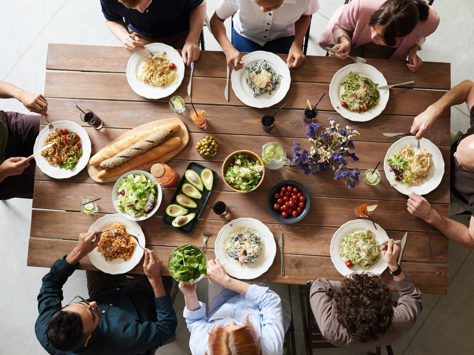 принципы и правила интуитивного питания