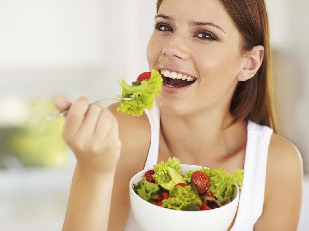 вдумчивый подход к питанию