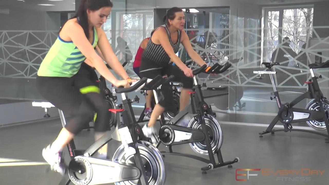 Эффективный план тренировок на велотренажере – спиннинг